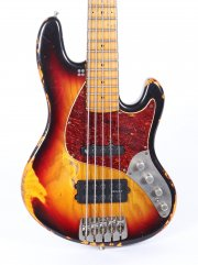 Sandberg California II TM-5 3 Tone Sun Burst Hard Core Masterpiece
