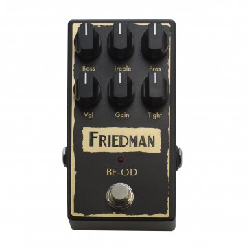 Friedman BE-OD Pedal