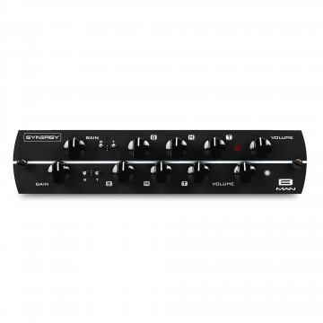 SYNERGY BMAN DUAL CHANNEL ALL-TUBE MODULE