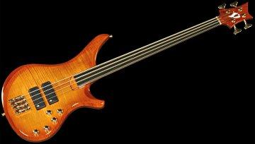 Vigier Passion II 4 String Bass Custom Order
